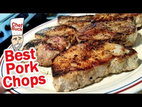 Perfect Pork Chops Recipe