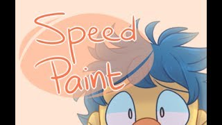 Speedpaint - DHMIS day (!! CONTAINS BLOOD AND INJURIES !!)