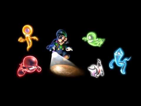 Ghost Hunter Secret Stage Mashup Luigi S Mansion Dark Moon Music