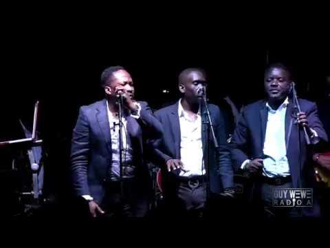 L'orchestre Tropicana d'Haïti: Diyite w - live @ Marriott Hotel Haïti 28 déc 2018