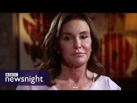 Caitlyn Jenner: I'll raise LGBT rights with Trump (FULL UNCUT INTERVIEW) - BBC Newsnight