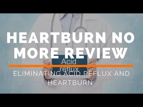 Heartburn No More Review – DON'T BUY IT Before You Watch This!