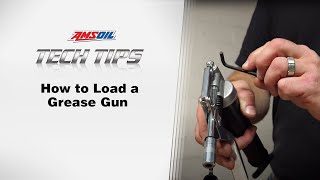 How to Load a Gręase Gun