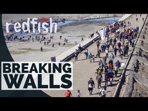 Breaking Through Walls: Inside the Migrant Caravan