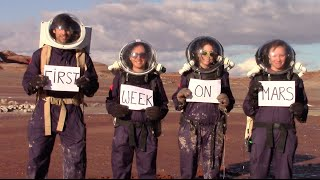 "MDRS 148 - Our first week on ""Mars"""
