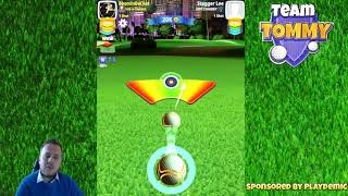 Golf Clash tips, Playthrough, Hole 1-9 - PRO, TOURNAMENT WIND - Silver State Tournament!