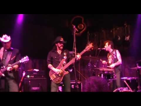 Rock This Town  - Slim Jim P, Lemmy K, Danny H