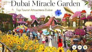 MIRACLE GARDEN DUBAI 2018 - 2019