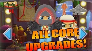 BSM2 - ALL core upgrades and epics!