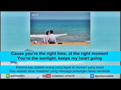 Easy Lyric HENRY - IT'S YOU (OST. While You Were Sleeping) By GOMAWO [Indo Sub]