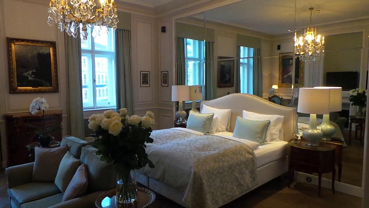My suite at hotel sacher vienna youtube for My indigo wien
