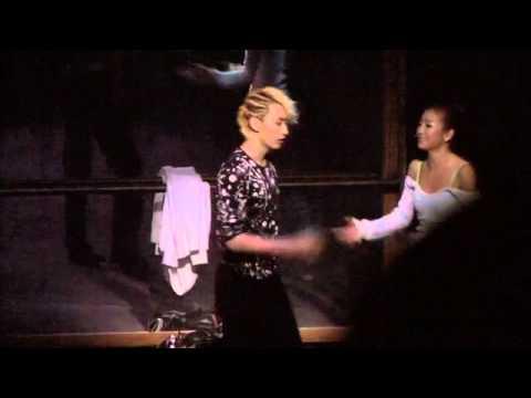 [Fancam] 111123 FAME MUSICAL - Eunhyuk ballet dancing (cut)