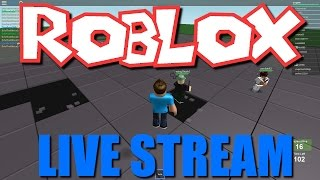 Roblox Stream! 12/11/16 (Speed Run, Survive Disasters, Murdery Mystery, Blox Hunt, Cinema)