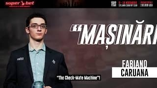 Fabiano Caruana, mașinăria de Șah-Mat