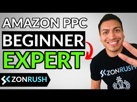 Amazon PPC - From Beginner to Expert Training Guide