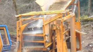 Gold Mining Equipment Operating