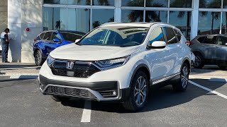 2020 Honda CR-V Touring – The KING Of The Compact SUV Segment