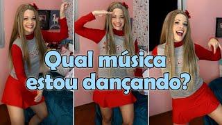 QUAL MUSICA EU ESTOU DANÇANDO? by Ashley