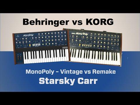 Korg vs Behringer Monopoly: The Definitive Comparison, review and walkthrough
