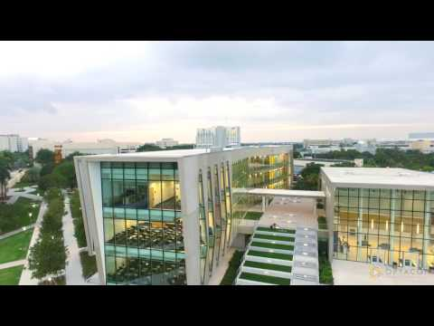 FIU Campus Overview Day and Night