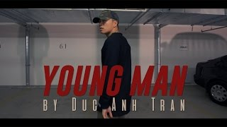 "MGK ""Young Man"" Choreography by Duc Anh Tran @DukiOfficial @MachineGunKelly"