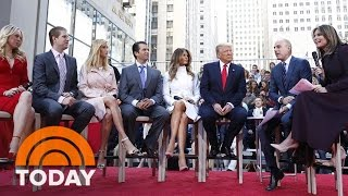 Donald Trump's Family On Instincts, Empathy, Habit They Wish He'd Stop | TODAY