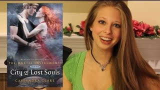 CITY OF LOST SOULS BY CASSANDRA CLARE: booktalk with XTINEMAY (ep 34)