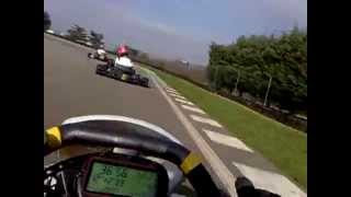 Kartodromo 90 Turi (BA) Go Kart Camera car Francy 2