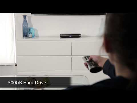 Humax Digital HDR-2000T Freeview HD Digital TV Recorder