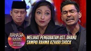 Download Video Melihat Pengobatan Ust. Dhanu Sampai Rahma Azhari Shock - Rahasia Batin (8/3) MP3 3GP MP4