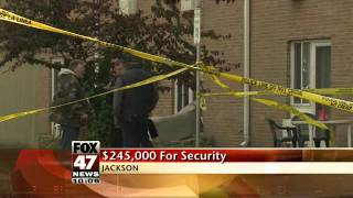 Apartment Complex Upping Security Thanks to Grant