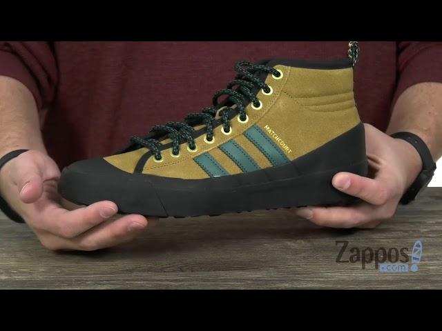 adidas Skateboarding Matchcourt High