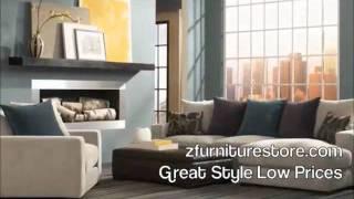Modern Furniture Leather Sofa In La Palma Ca Discount Furniture Furniture Store
