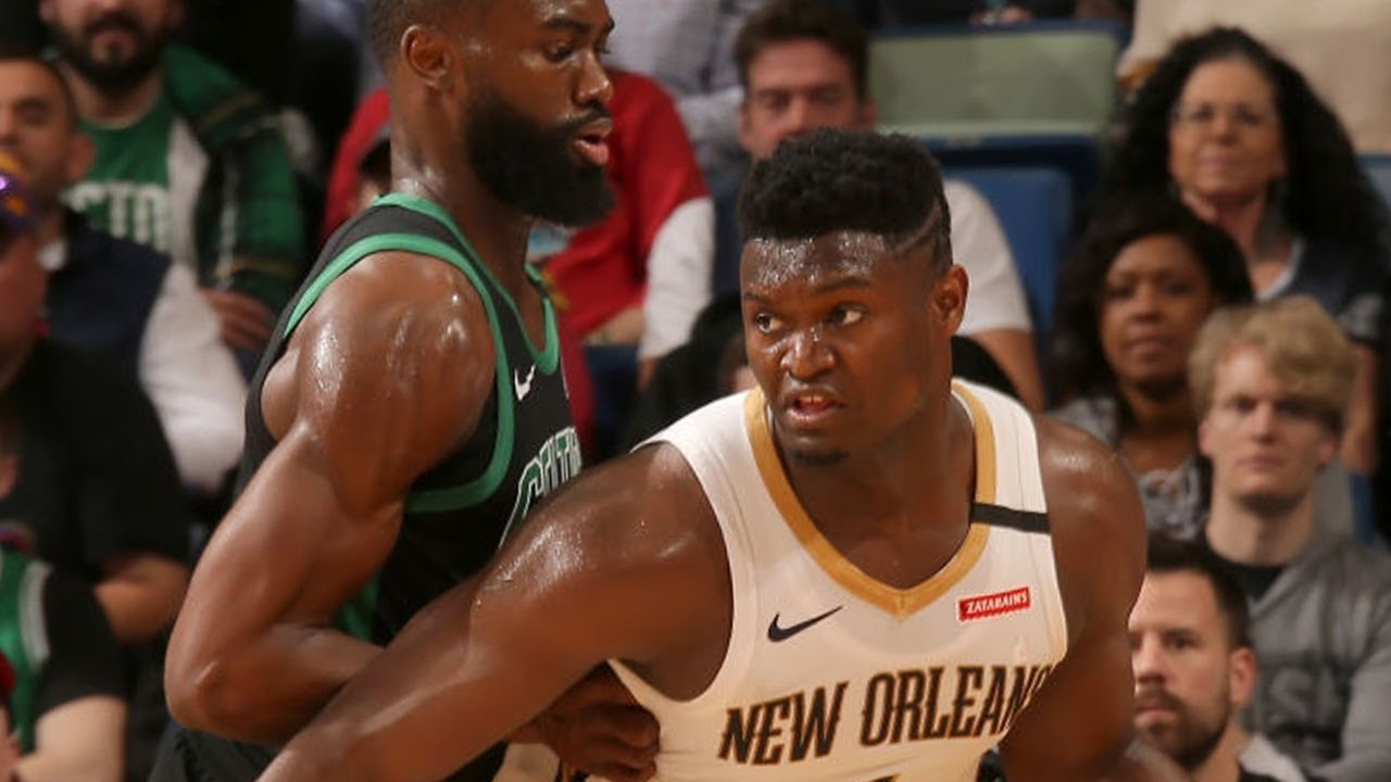 Boston Celtics vs New Orleans Pelicans Full Game Highlights | January 26, 2019-20 NBA Season