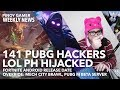 LoL PH Garena Hacked +141 PUBG Hackers Arrested + Fortnite Android PH Release Date