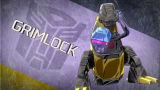 Transformers Devastation Grimlock Gameplay Preview
