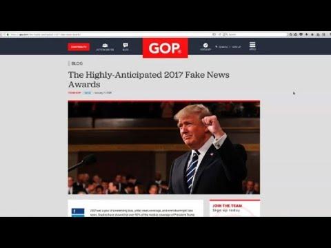 Trump revela ganadores de polémicos premios a
