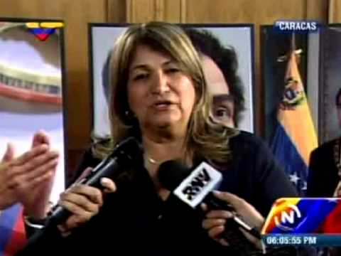 Gobernadora del estado Monagas, Yelitze Santaella 04/01