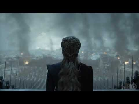 Game of Thrones  Season 8 Episode 6 Final Trailer HBO