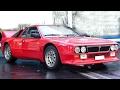 #LANCIA ABARTH SE037 1980 #CONCEPT CAR