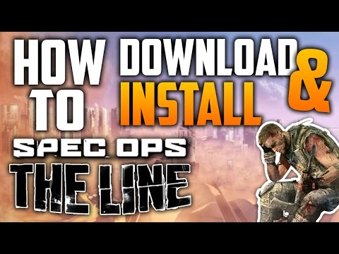 How to Download & Install Spec Ops : The Line (torrent)