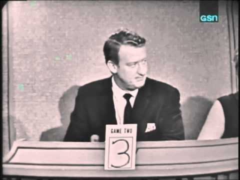 To Tell the Truth 9/18/1966 Part 2
