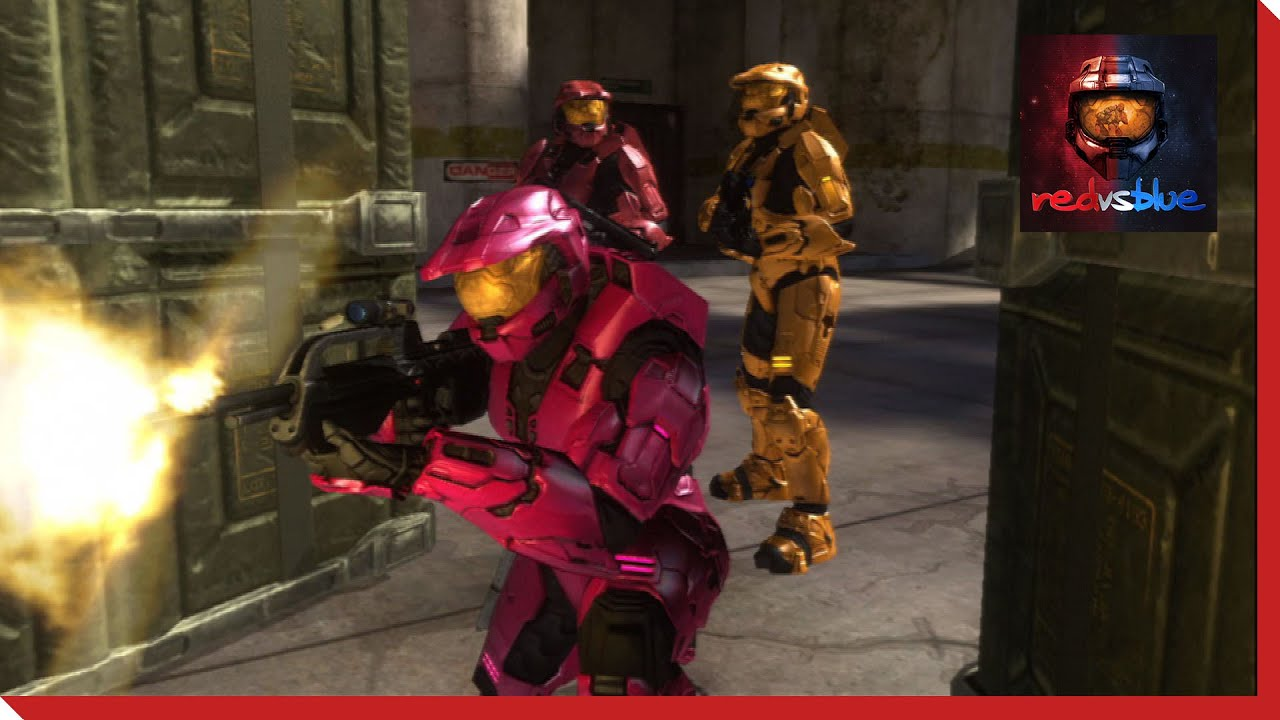 Season 6, Chapter 10 | Red vs. Blue