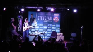 Jam Steve Vai & Michel Leme