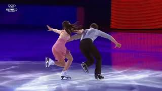 The best lifts of Tessa Virtue & Scott Moir