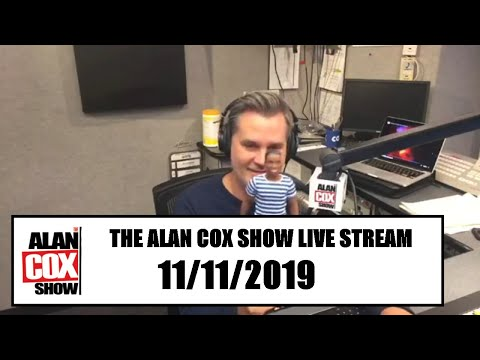 The Alan Cox Show - The Alan Cox Show (11/11/2019)