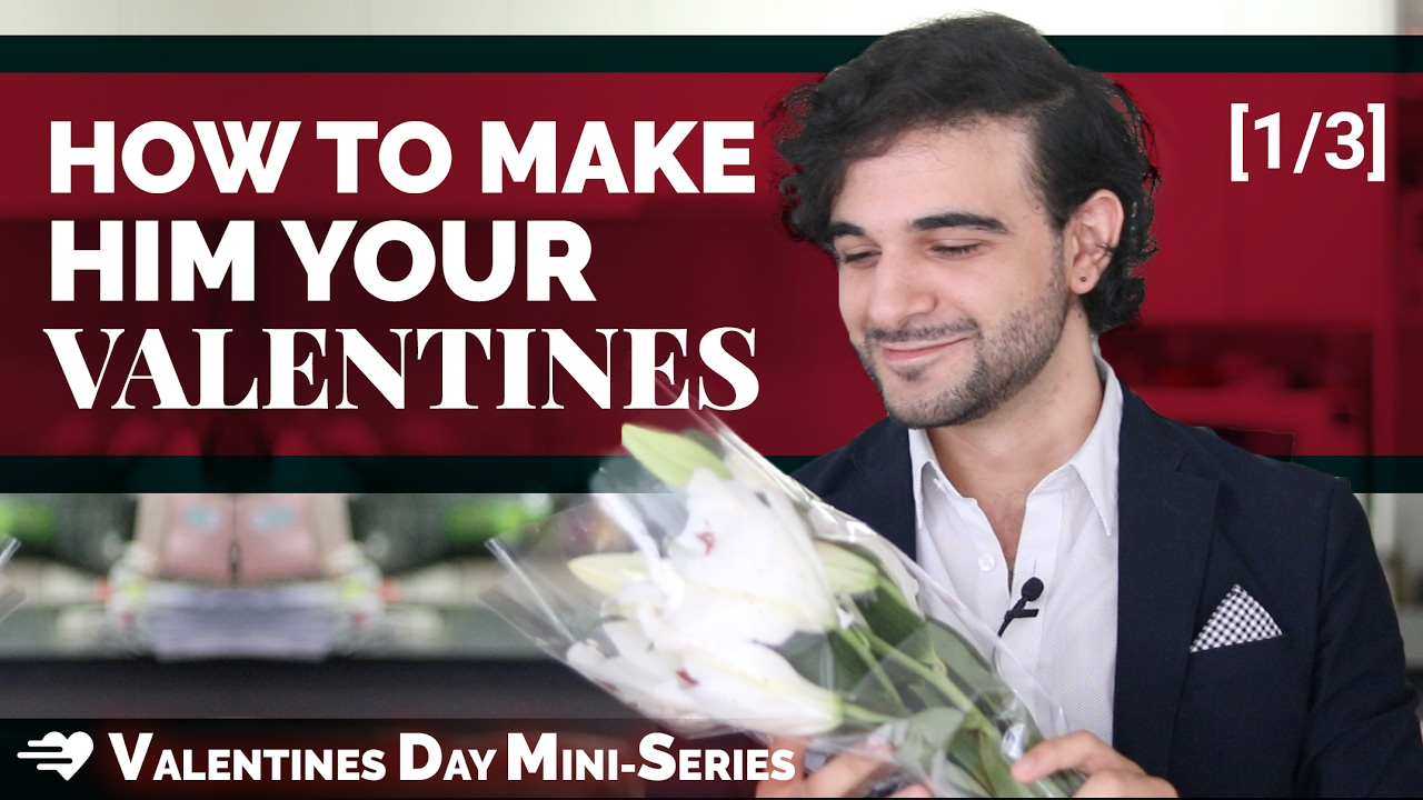 what to get the guy your dating for valentines day
