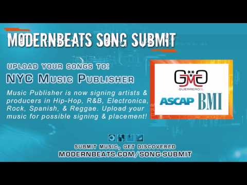 Music Publisher now singing Artists & Producer  | Song Submit