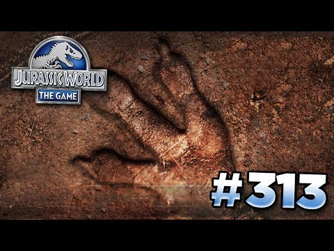 Something Approaches???    Jurassic World - The Game - Ep313 HD