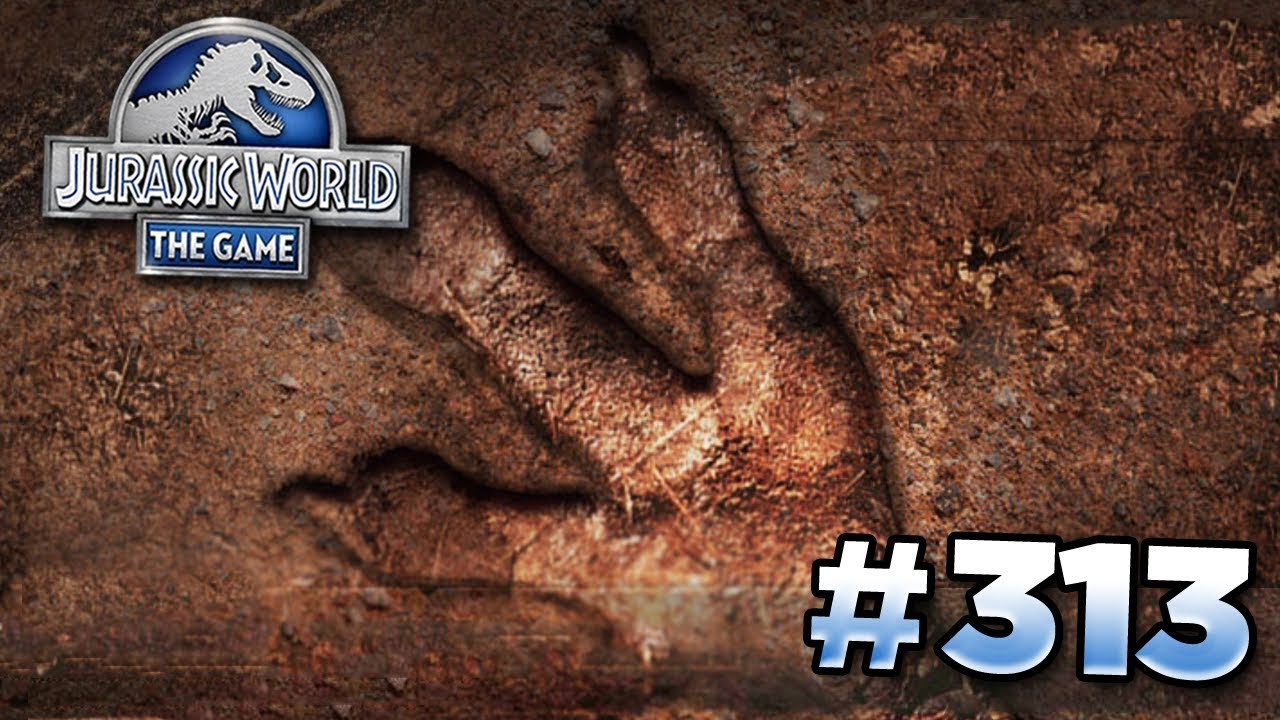 Something Approaches???    Jurassic World – The Game – Ep313 HD
